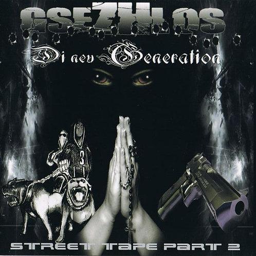 """Gsezhlos Classics """"Di neu Generation"""" 2008 - CD"""