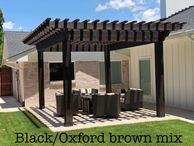 BLACK/OXFORD MIX