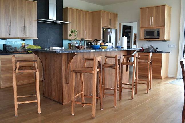 Farmhouse style bar stools