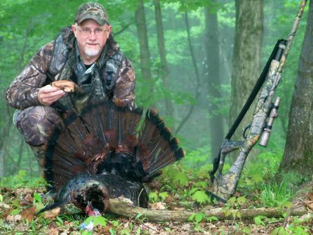 Tips on Turkey Hunting — #2: WHY RAIN SENDS TURKEYS TO THE FIELDS