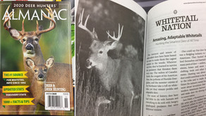 THE DEER HUNTERS' ALMANAC — ON NEWS STANDS NOW!