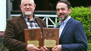 Pennsylvania Outdoor Writers Recognize Sorensen