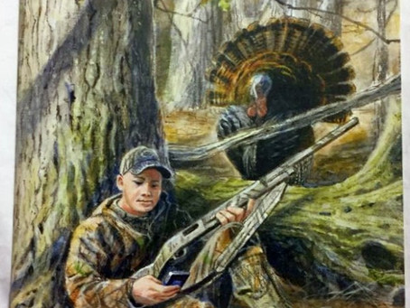 PA Game News, May 2017—a Must-Read for Turkey Hunters