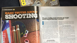 Basic Truths about Shooting at Deer