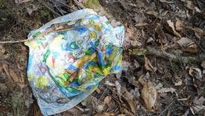 Pretty Foil Floaters Rain Danger on Wildlife