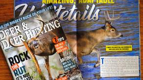 Two New Articles in Deer & Deer Hunting