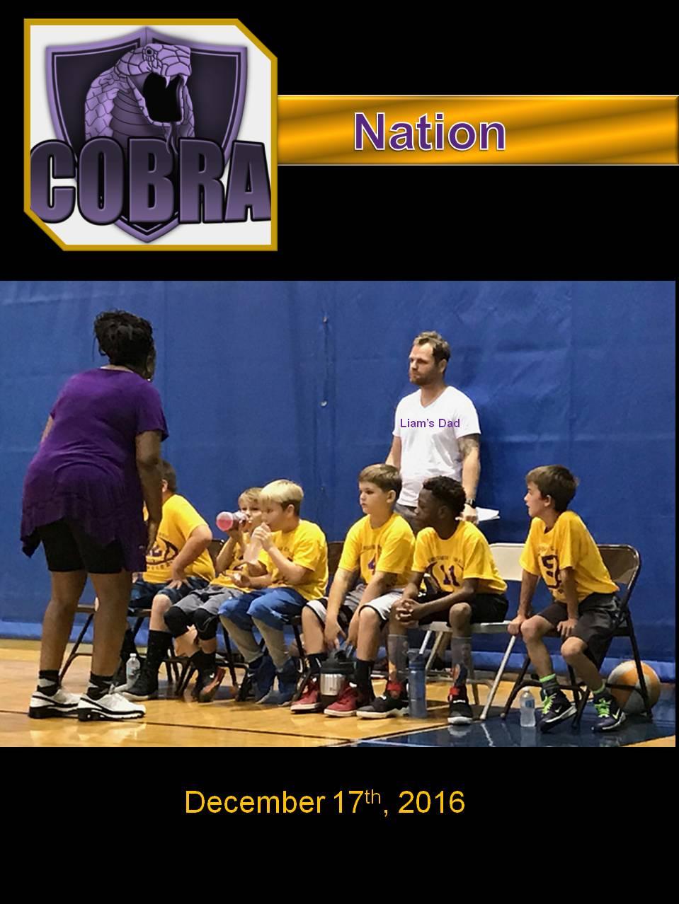 The Cobrans 2016 dec. 17th