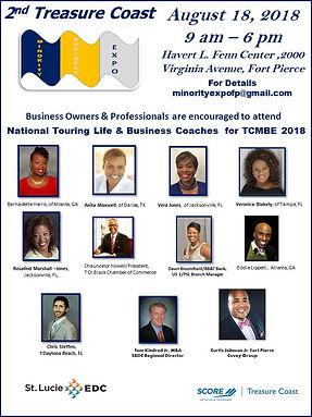TC Minority Business Expo  2018- Speaker