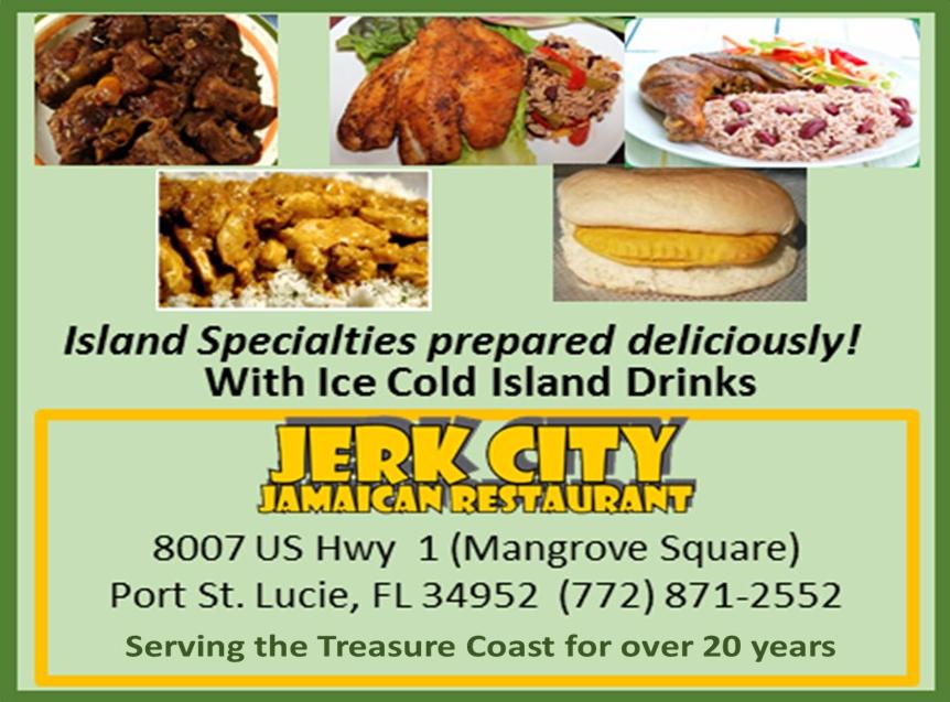 Jerk City Restaurant