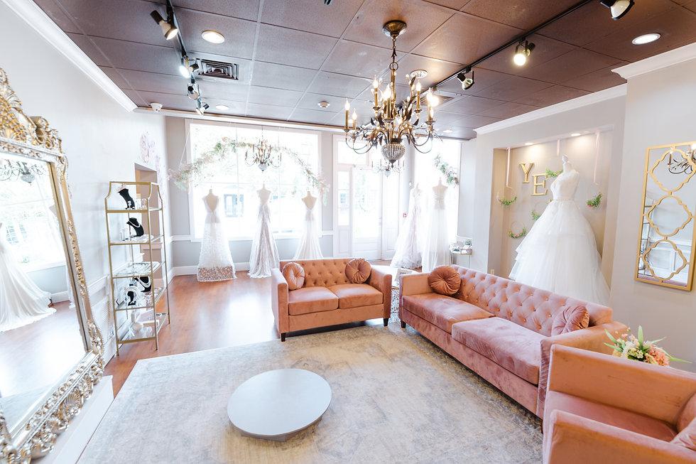 Bridal Shop Cincinnati Ohio