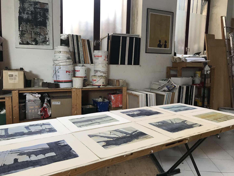 Atelier de Gilles Meunier