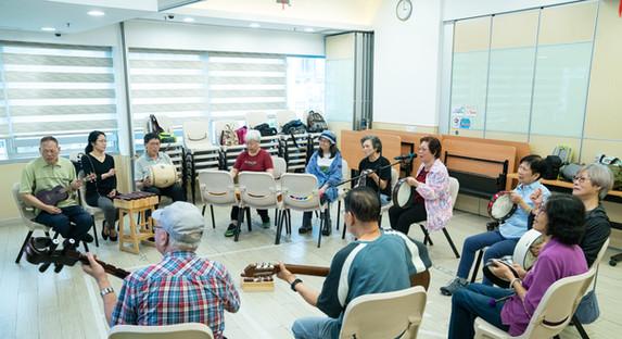 賽馬會「從聲出發」社區音樂計劃