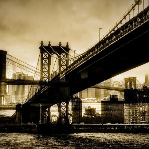 A Bridge Grows in Brooklyn