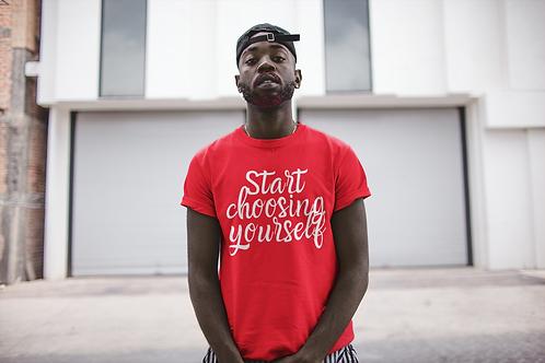 Start Choosing Yourself