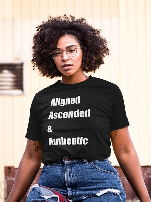 Aligned Ascended & Authentic