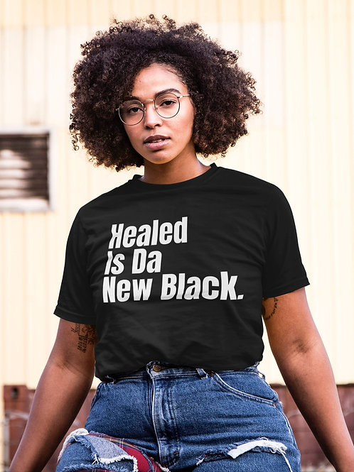 Healed is the New Black