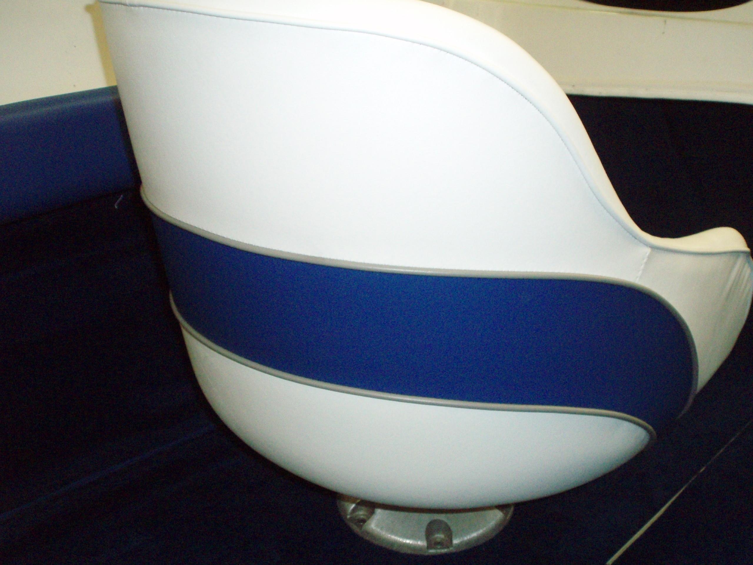 Cusotm boat seat