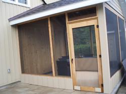 Sunroom enclosure