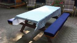 Patio Picnic table cover