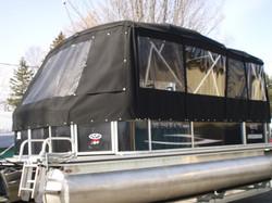 Full Pontoon boat cover