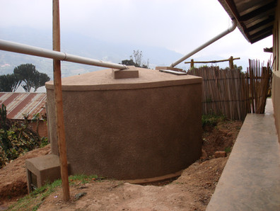 New water tank at Kyabahinga.jpg