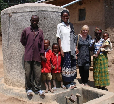 Uganda 2011 Recipient family 2crop.jpg