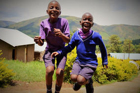 Joshua Ahereza and Sam Karugaba  March 2