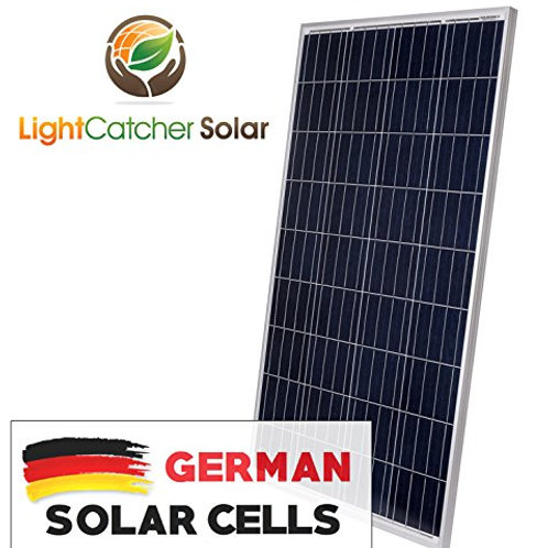 LightCatcher Solar 100W 12V Polycrystalline Module