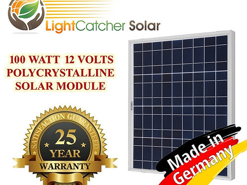 LightCatcher Solar 50W 12V Polycrystalline Module