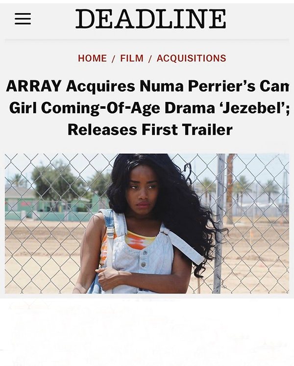Jezebel Movie Array Announcement