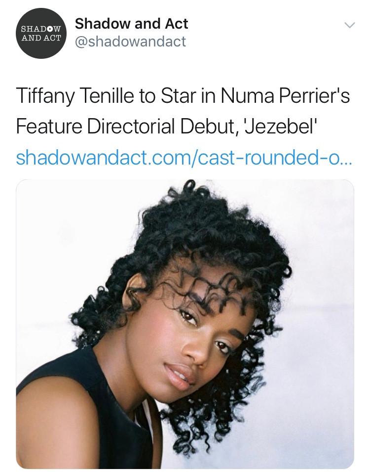 Actress Tiffany Tenille