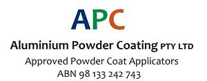 APC Aluminium Powder Coating PTY LTD logo