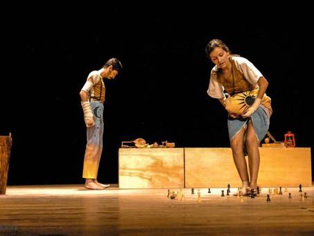 Grupo Nós de Teatro encena 'O Deserto da Memória' neste fim de semana