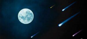 7 de maio haverá super lua e chuva de estrelas, para aqueles que amam a Lua