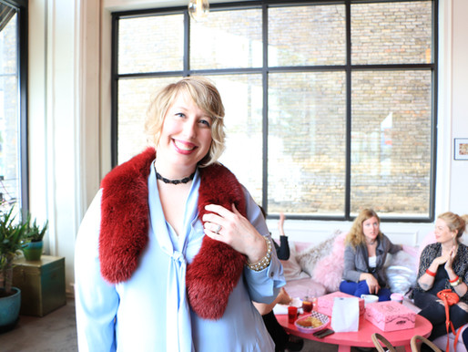 BIZ CRUSH: Thrift Stylist, Michelle Raven