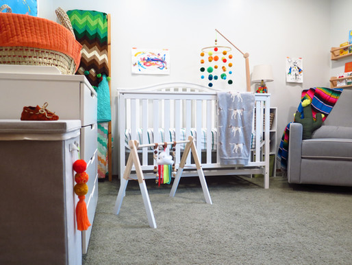 In Case You Were Wondering... Here's What Our Nursery Looks Like
