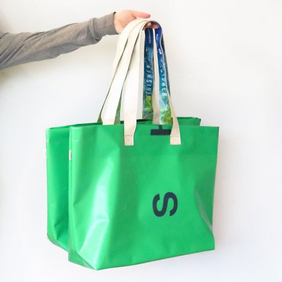 Big Ass Banner Tote