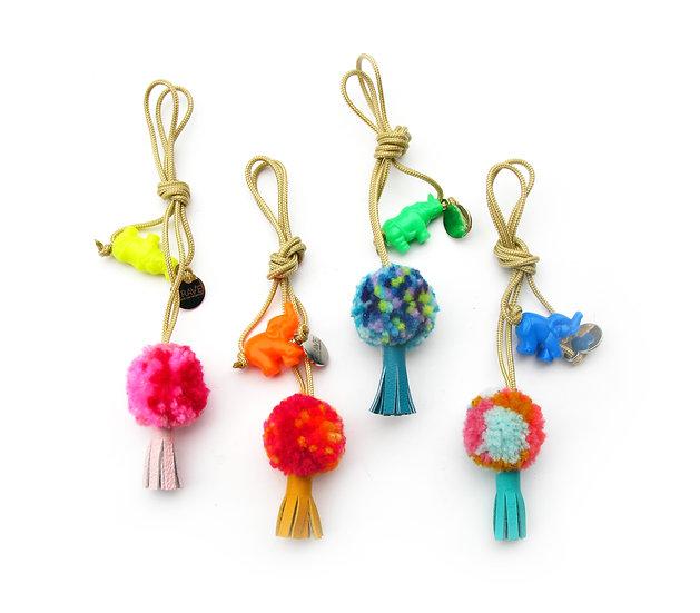 kids tassel necklace