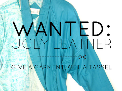 WANTED: UGLY LEATHER