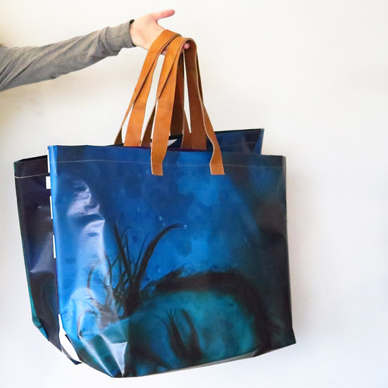Giant Ass Banner Tote