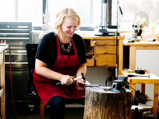 BIZ CRUSH: Britta Kauppila of Britta Lynn Design