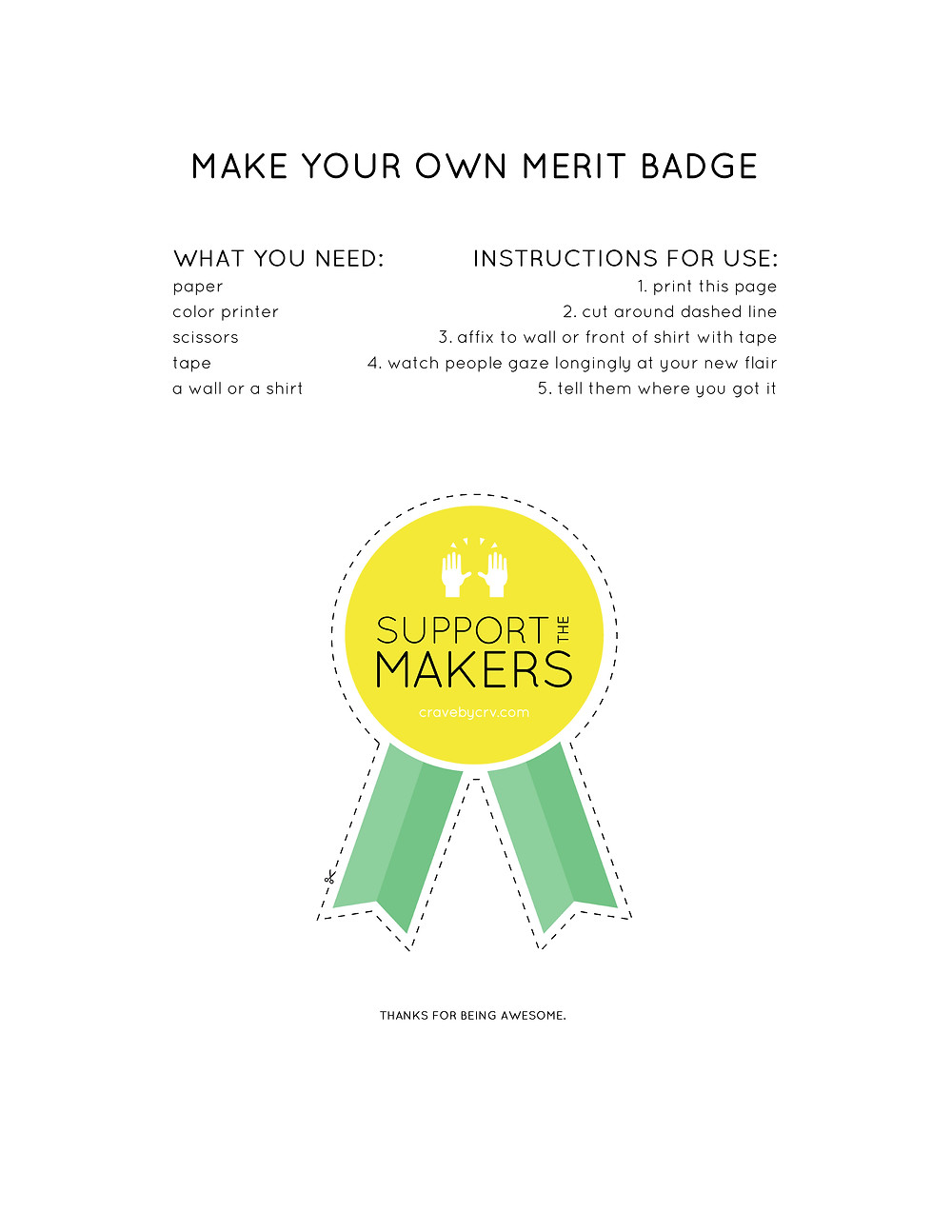 adult merit badge