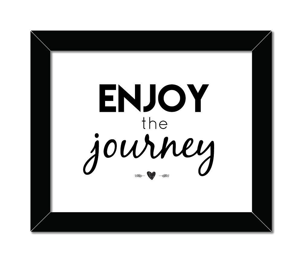 enjoy the journey- humble postcode