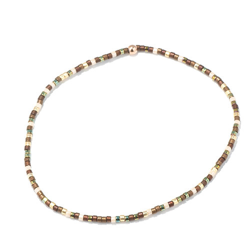 Oskar Gydell - Miyuki bracelet 12