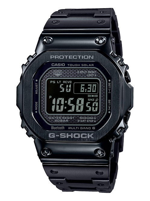 Casio - G-Shock GMW-B5000GD-1ER - Full Metal Black