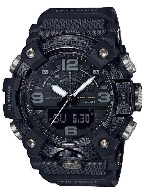 Casio - G-Shock GG-B100-1BER - Mudmaster Carbon