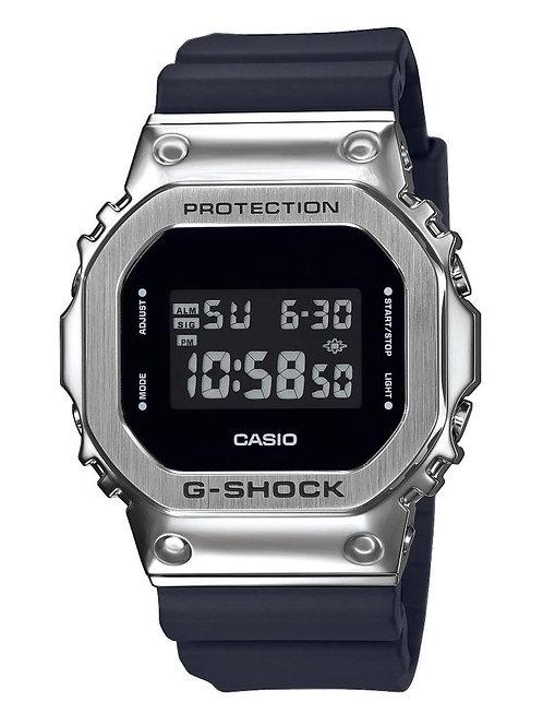 Casio - GM-5600-1ER Metal Bezel