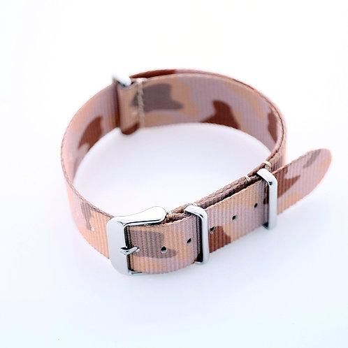 Nylon - Khaki - Camo
