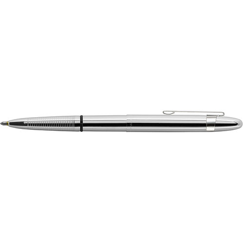 Fisher Space Pen Bullet - Chrome - with clip