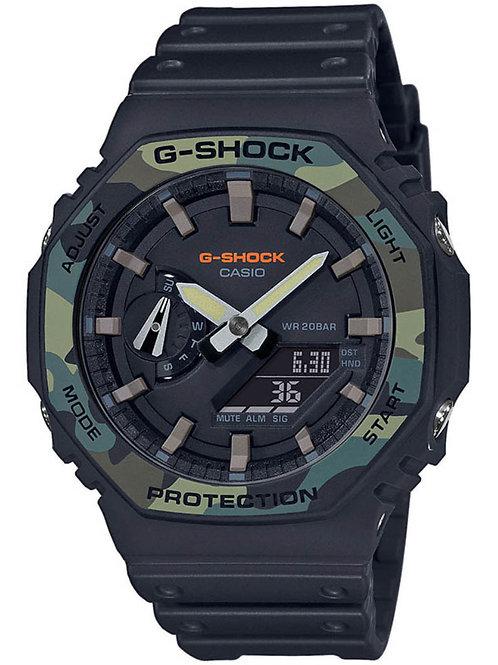 Casio- G-Shock GA-2100SU-1AER - Octagon Camo